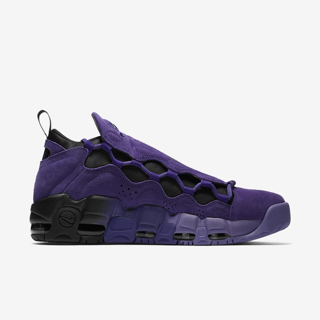 nike air more money court purple quickstrike 3 - WearTesters