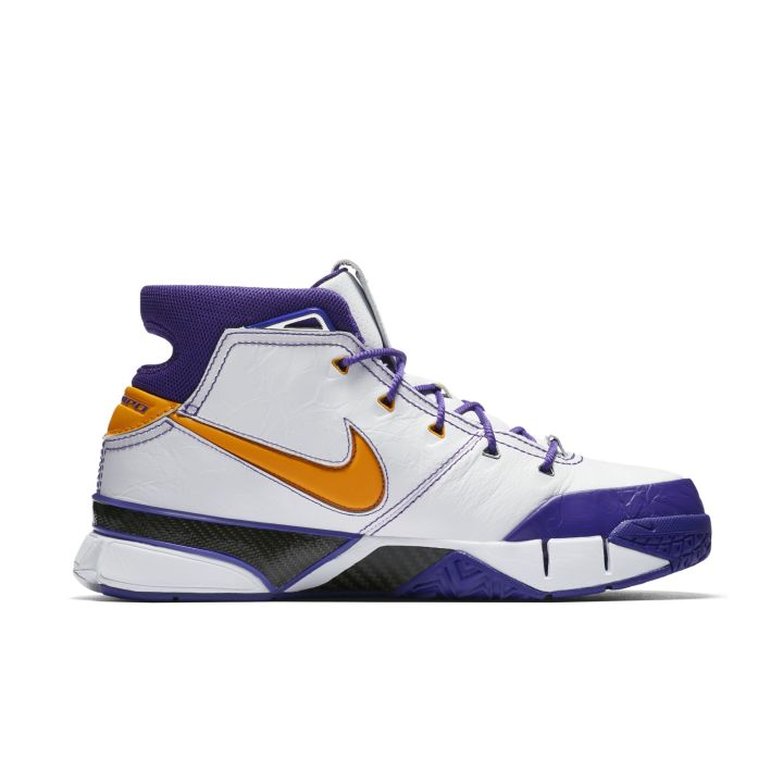 nike kobe 1 protro mamba day lakers 5