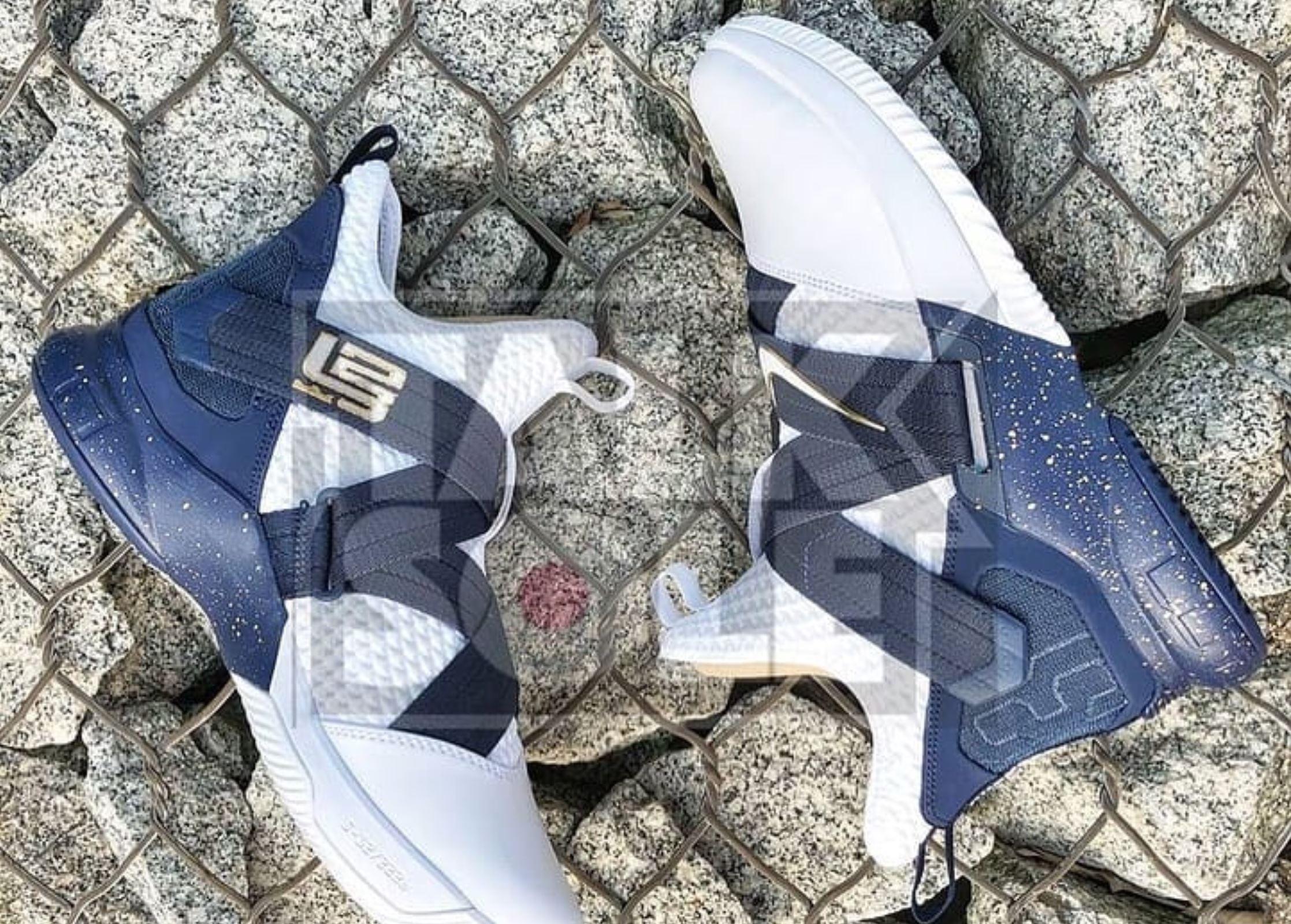 4bcb4e0da65 nike lebron soldier 12 soldier 1 · Kicks On Court   Nike ...