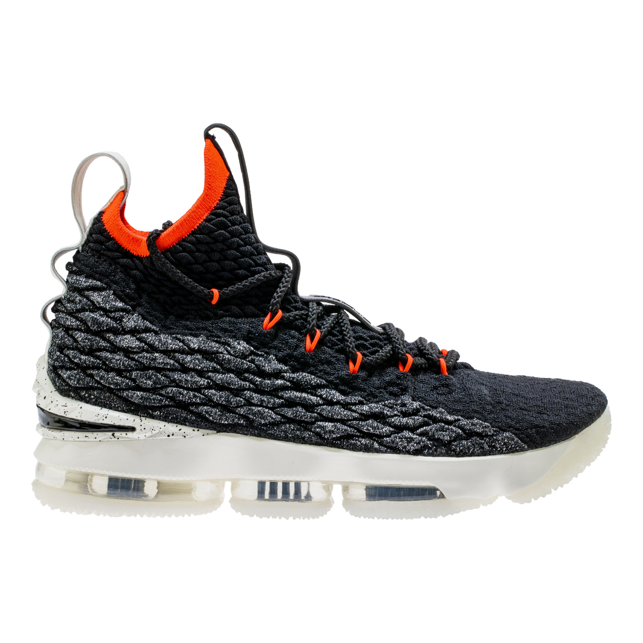 b27a387a812 New Nike LeBron 15  Black Sail Bright Crimson  Releases in May ...