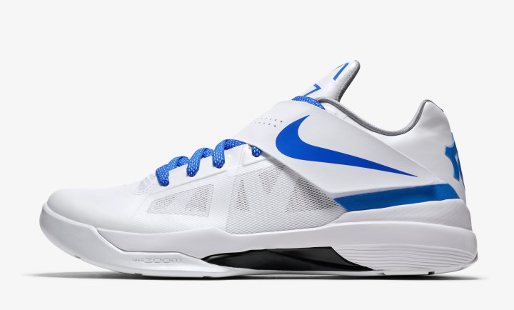 b8ab70bbf14a99 The Nike Zoom KD 4  Battle Tested  Celebrates Kevin Durant and the ...
