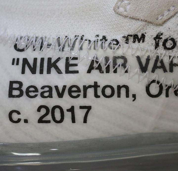 off-white nike vapormax white 9