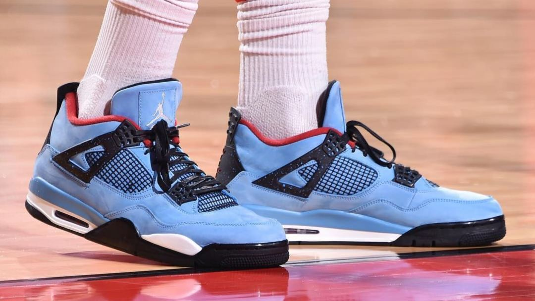 2a16026ed23 UPDATE: The Travis Scott x Air Jordan 4 'Cactus Jack' Release Date ...