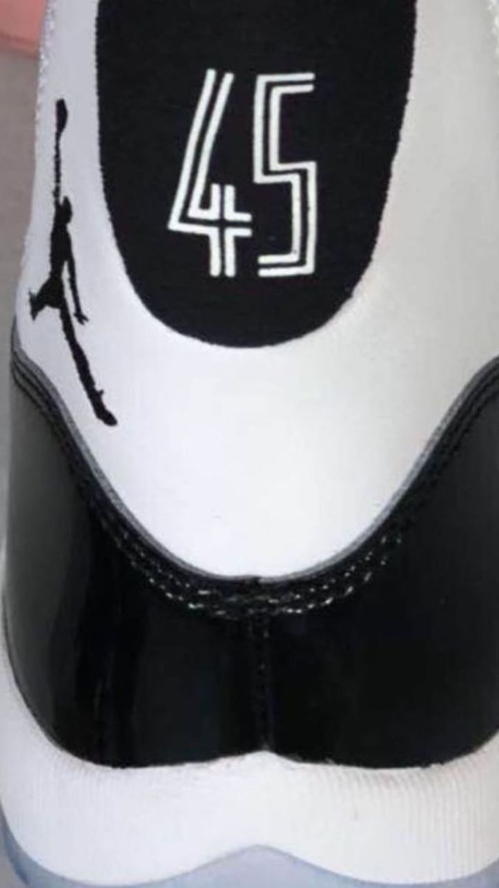 Another Look at the 2018 Air Jordan 11  Concord  - WearTesters c236c3c14