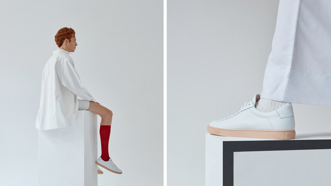 AESTHETNIK x oliver cabell low 1 4