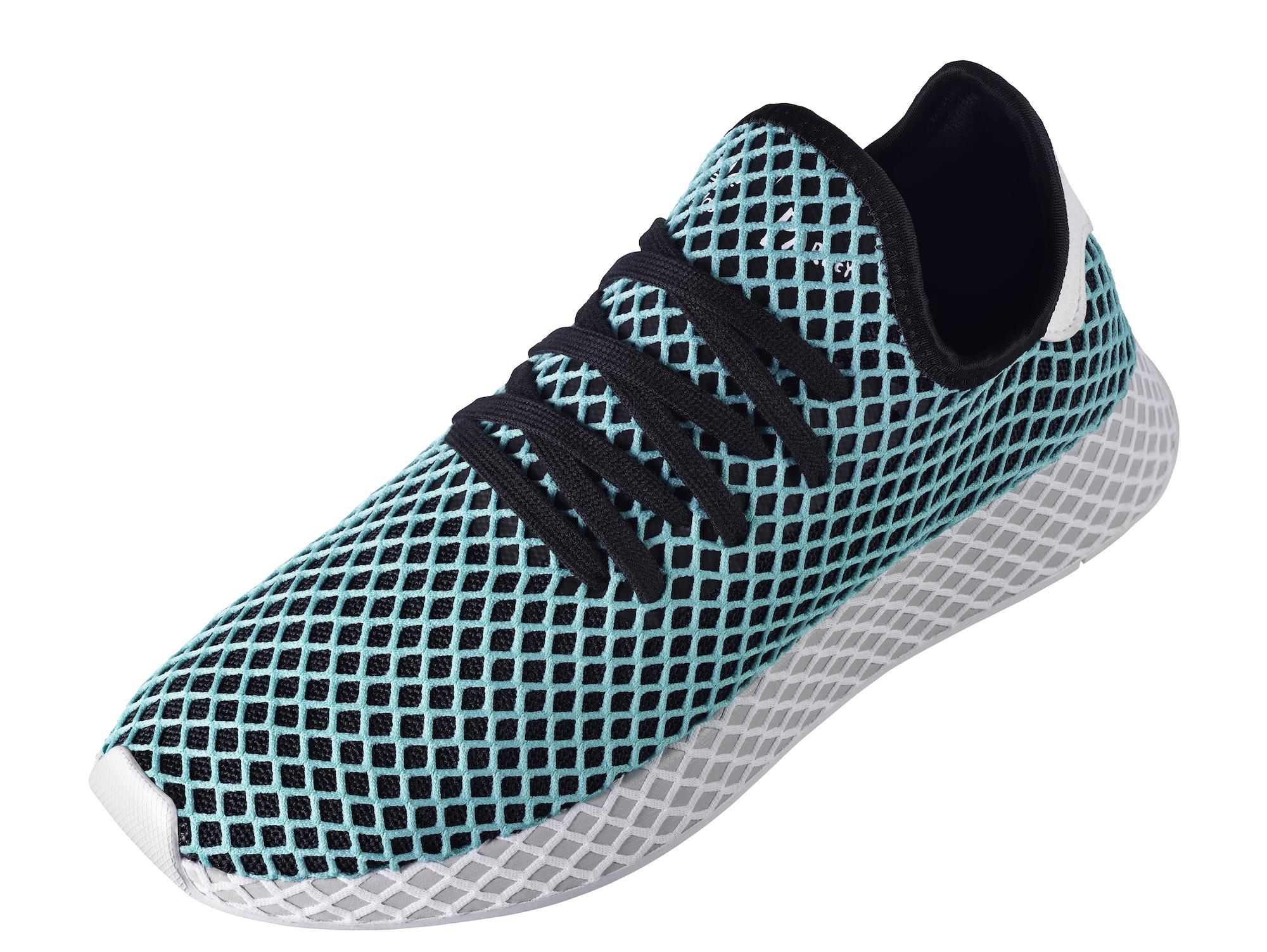 on sale 326a8 182d5 Adidas Deerupt Parley 4