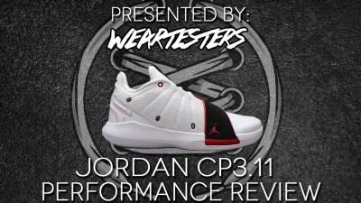 Jordan CP3 11 Performance Review Chris Paul