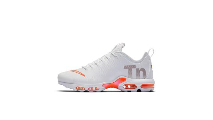 Nike Mercurial TN white 4
