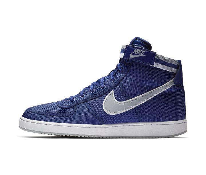 The Nike Vandal High Supreme Returns in Navy Blue - WearTesters 7b0e1341b24c