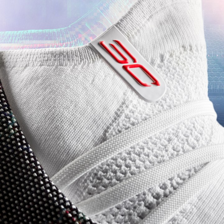Under Armour Curry 5 upper