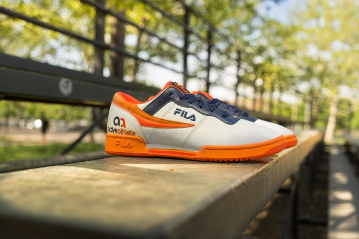 active athlete fila original fitness 9