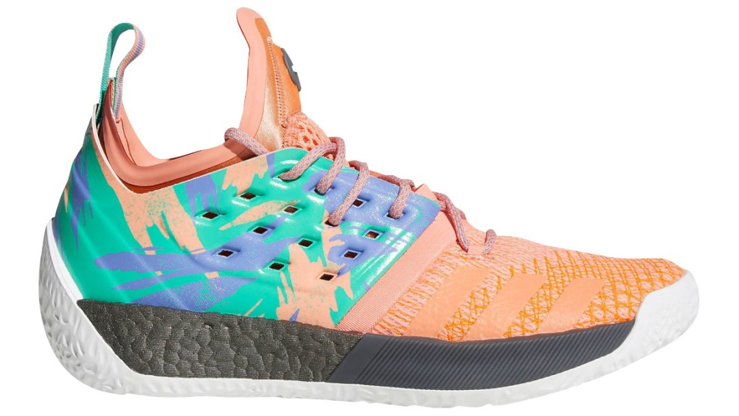 039f497d069 Performance Deals  adidas Harden Vol 2s on Sale for  86 at Eastbay ...