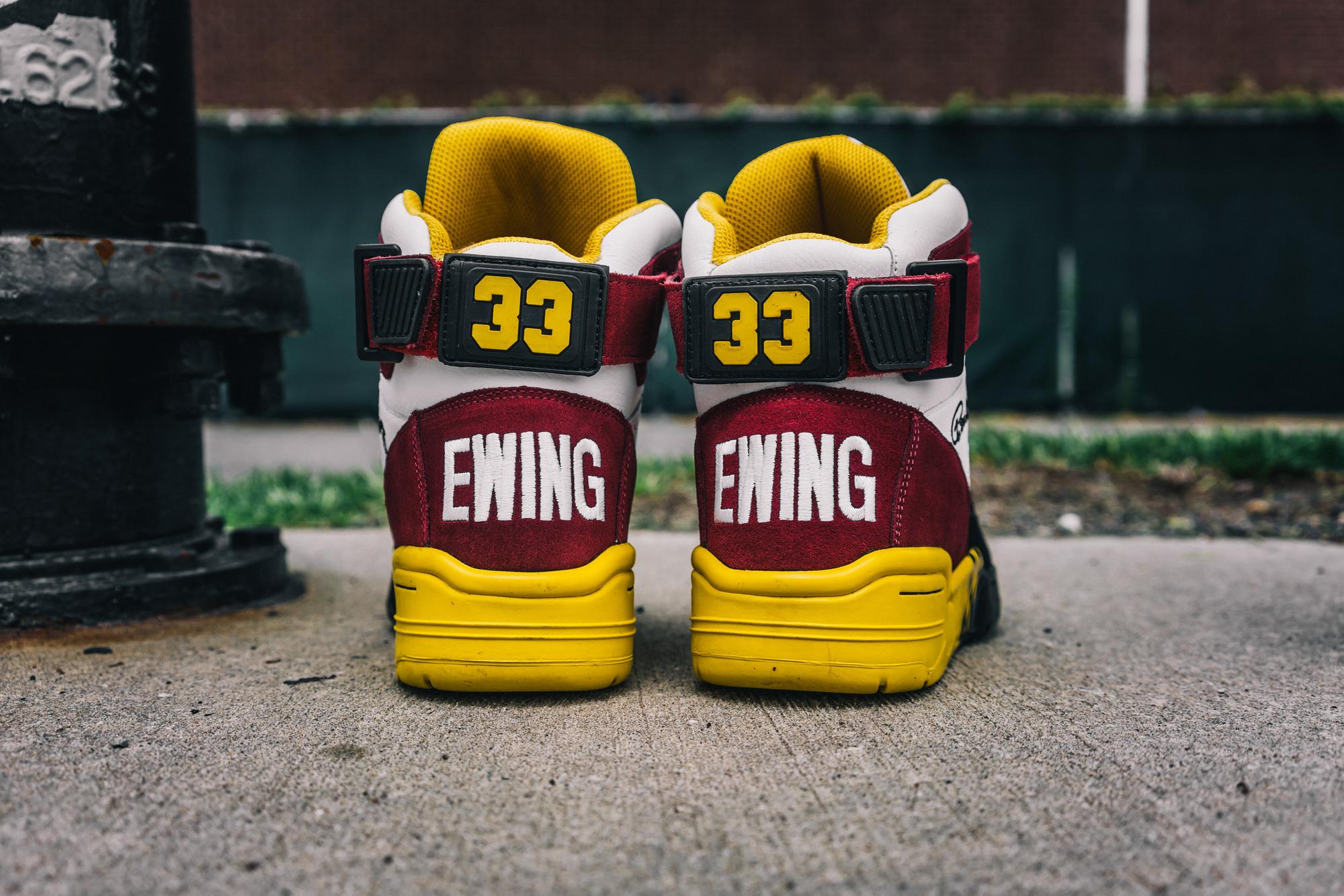 Felicia Snoop Pearson Shoe Ewing Weartesters