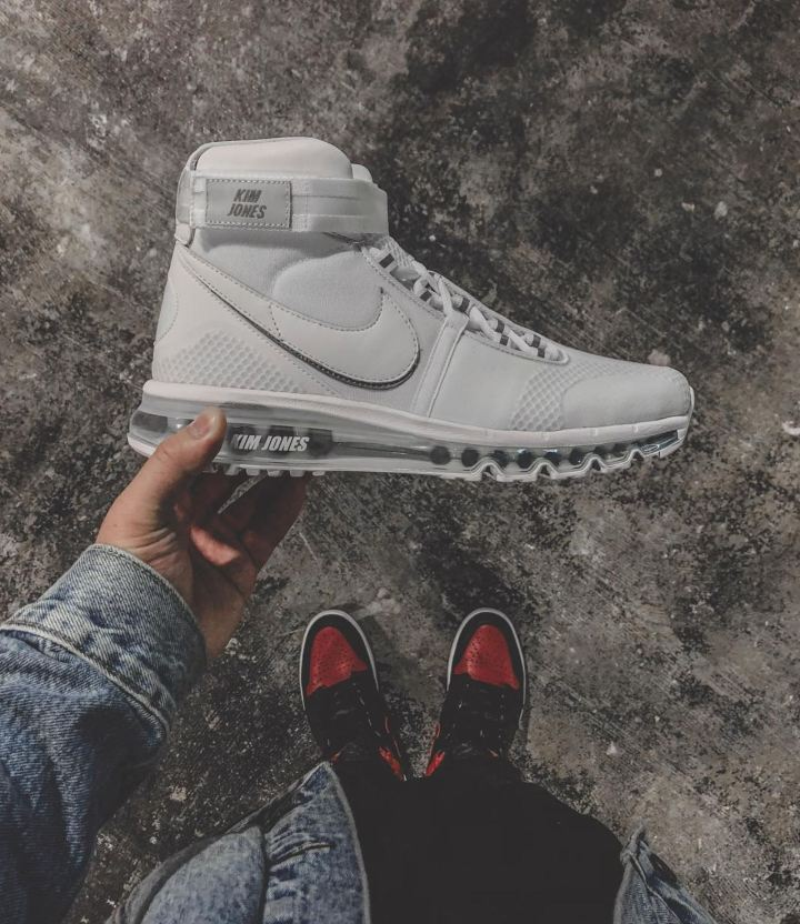 kim jones air max nikelab