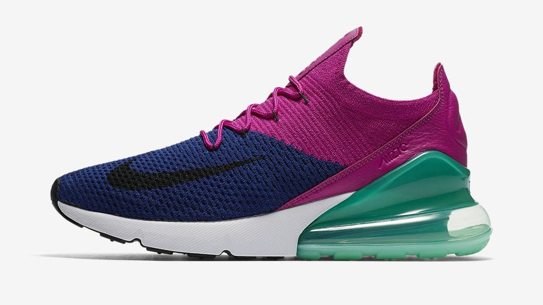 new product 725c6 1b902 Expect This Bold Air Max 270 Flyknit in June - WearTesters