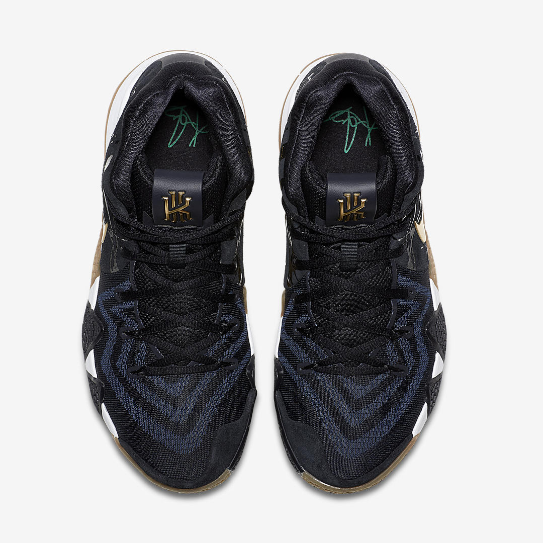 34041f0647ce nike kyrie 4 metallic gold pitch blue 1 - WearTesters