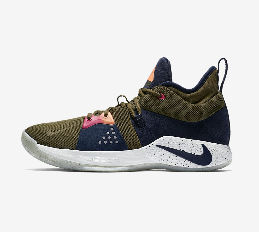 2622a893296b ... only a few weeks away and nike basketball is dropping a new colorway of the  nike pg 2 to celebrate the tournament. 85ef2 f6808  shopping nike pg 2 acg  ...