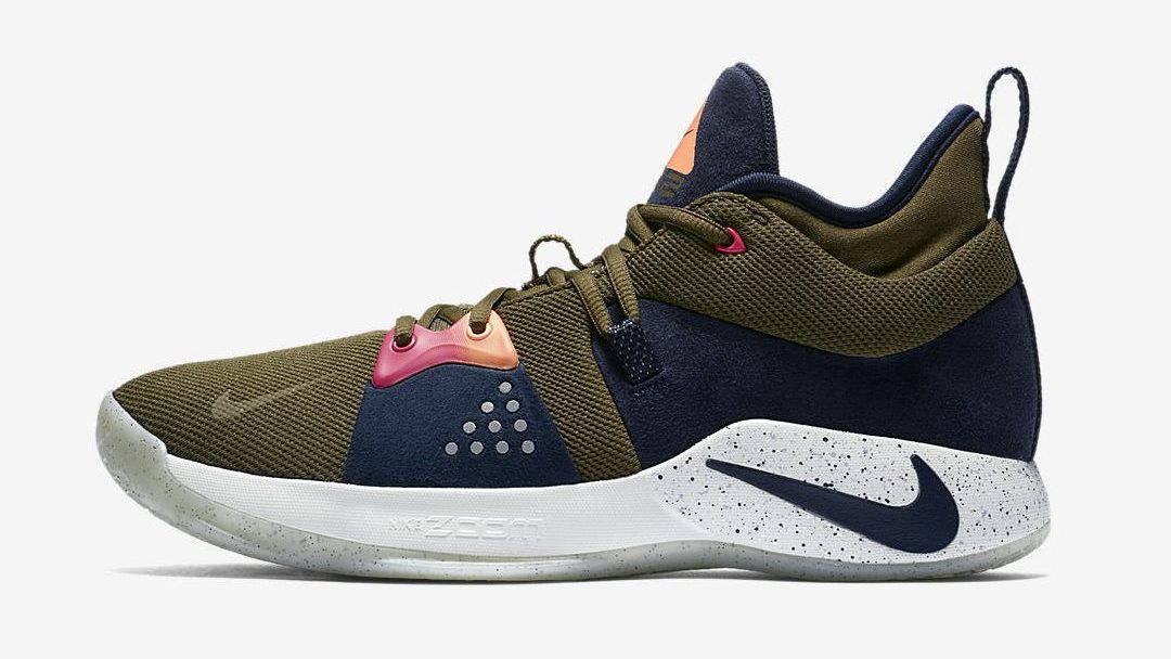 The Nike PG 2 Gets ACG Flare with this Upcoming Colorway - W