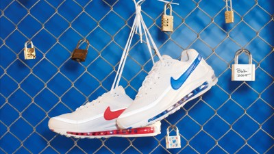 10a37f2834eb The Skepta Air Max 97 BW SK Aims to Connect Paris and London