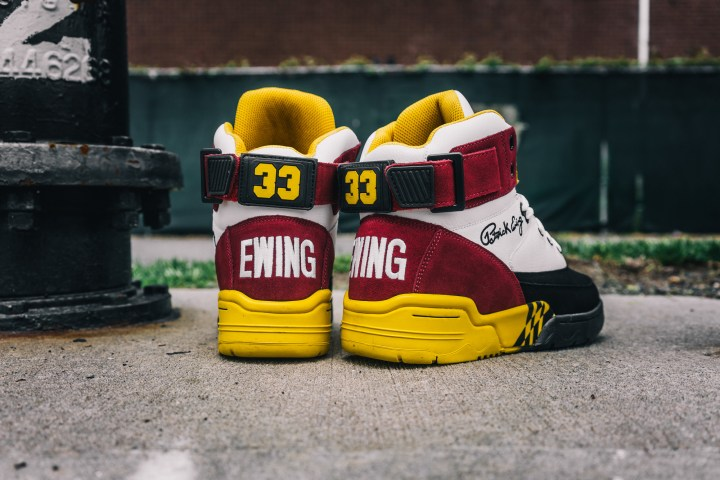 snoop the wire sneaker ewing 33 hi 5