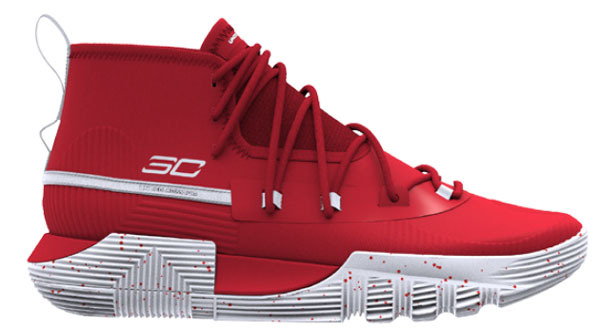 under armour curry 3ZER0 II