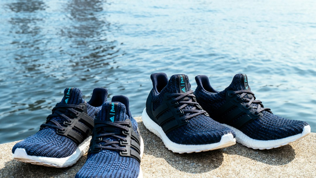 be1b4cf8cdc4c9 The adidas Ultra Boost 4.0 Parley in  Deep Ocean Blue  Arrives Next ...
