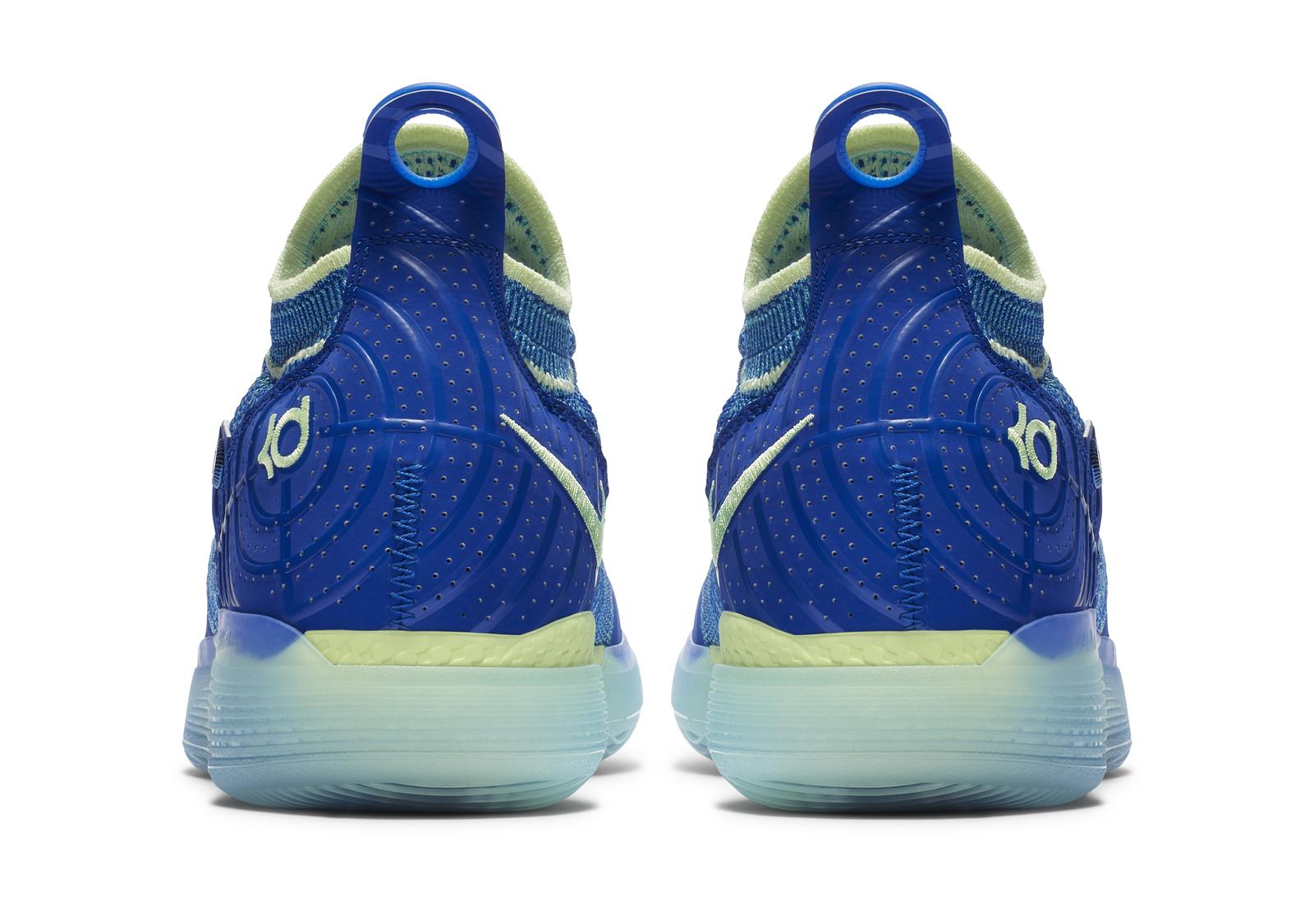 3dc43f40254103 Nike KD 11 paranoid heels - WearTesters