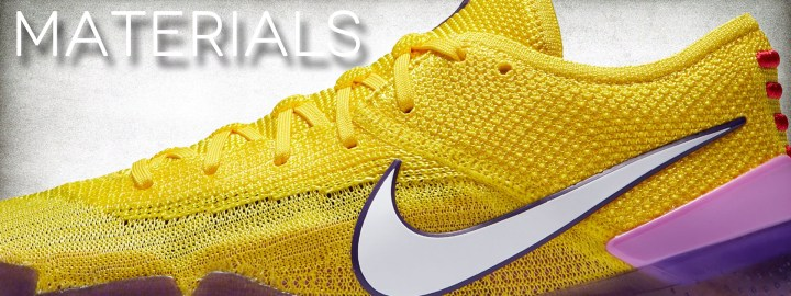 Nike Kobe NXT 360 performance review materials