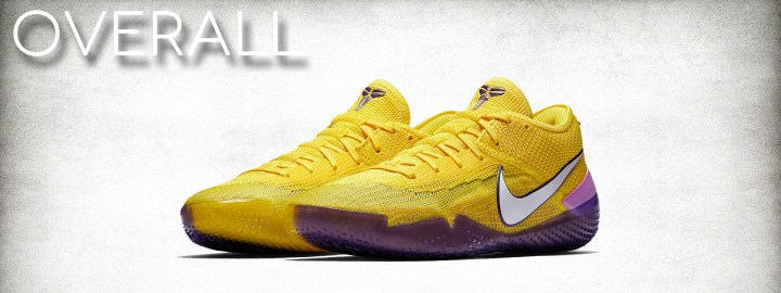 Nike Kobe NXT 360 performance review overall