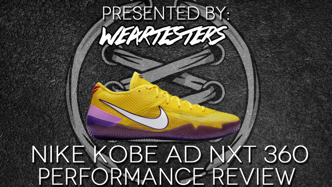 Nike Kobe NXT 360 performance review