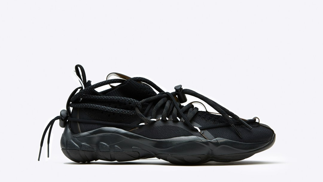 01ef5a2b01e The Pyer Moss Reebok DMX Fusion Experiment  Black  Releases Friday ...