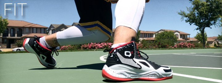 Q4 Sports Nforcer Performance Review fit
