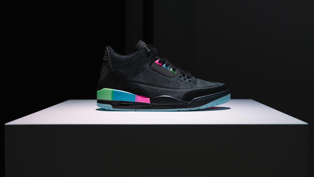 42907ac53809ec The 2018 Air Jordan 3  Quai 54  Gets the Premium SE Build - WearTesters