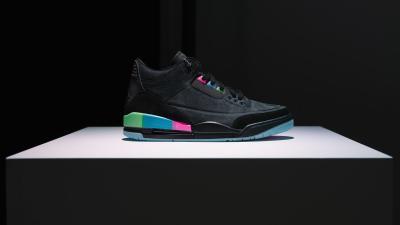 Air Jordan 3 quai 54 release date