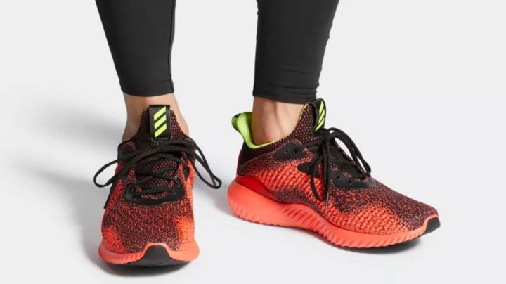 2c55df912 adidas Brings a Fire Colorway of the AlphaBounce EM for the FIFA ...