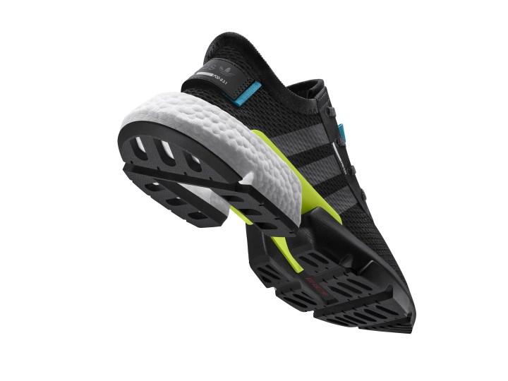 adidas P.O.D. System heel