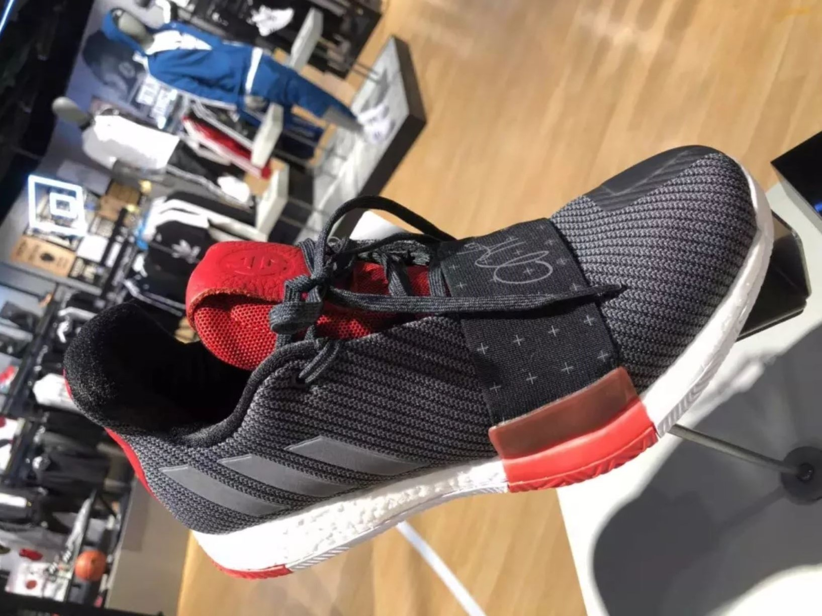 4fff06b71b61 What Could Be the adidas Harden Vol 3 Has Leaked - WearTesters
