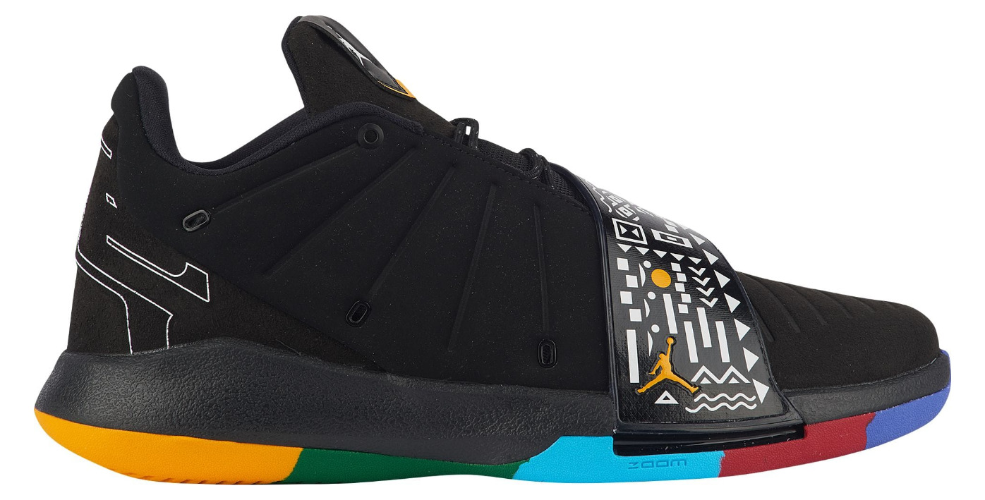 933af4ddfc9c14 This Jordan CP3.XI Takes Cues From the Hit Show