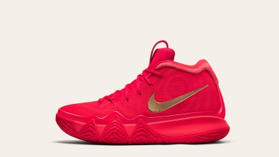 kyrie 4 red carpet