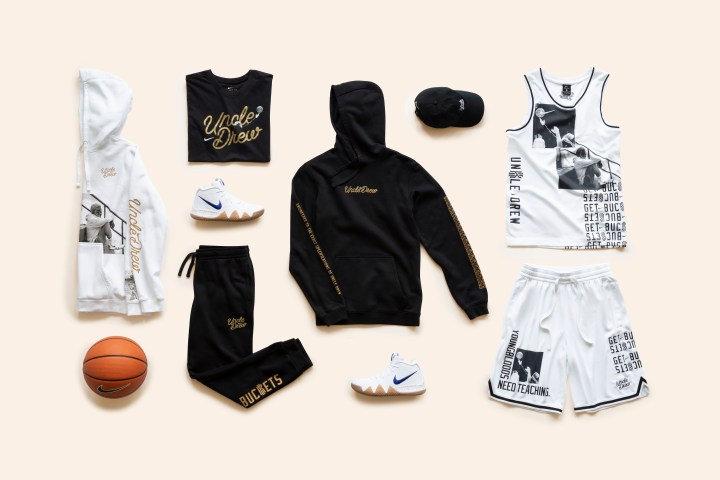 kyrie uncle drew collection release date