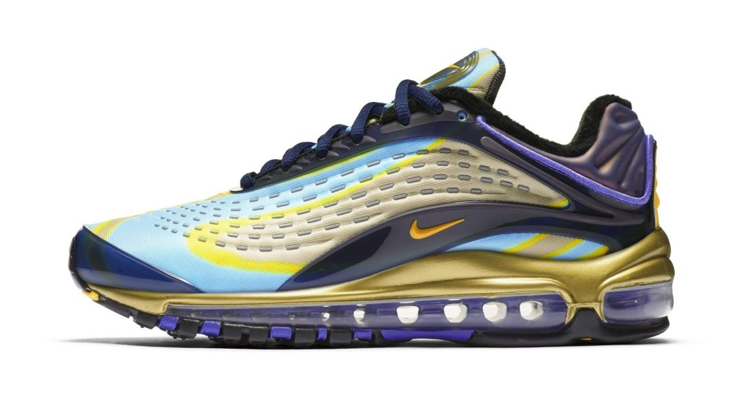 new concept 13fcf fe04a nike air max deluxe womens