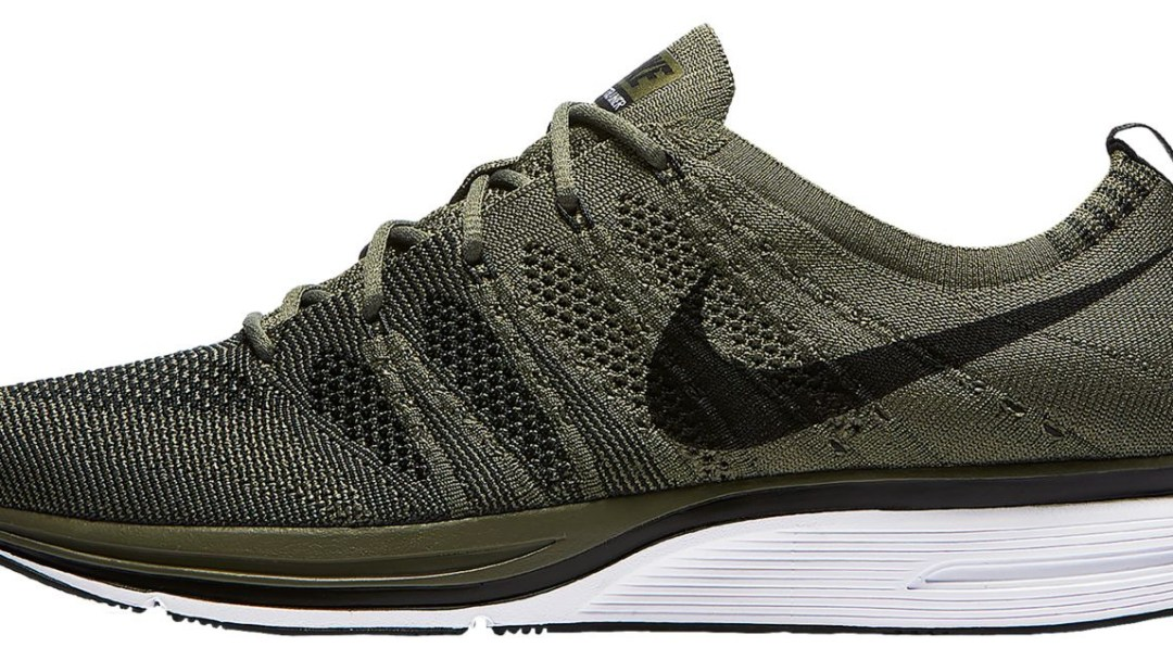 b6c19bcecb229 The Nike Flyknit Trainer 'Olive' Has Dropped at Eastbay - WearTesters