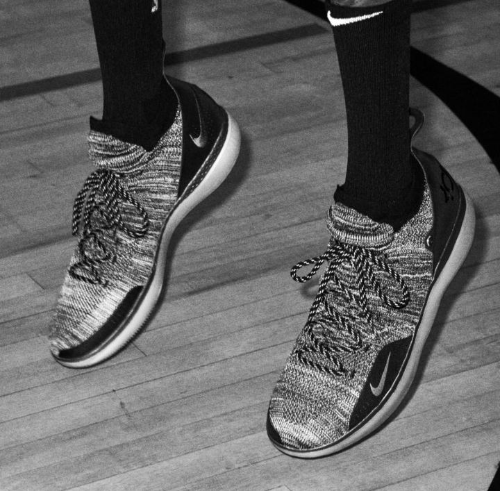 nike kd 11 kevin durant on foot