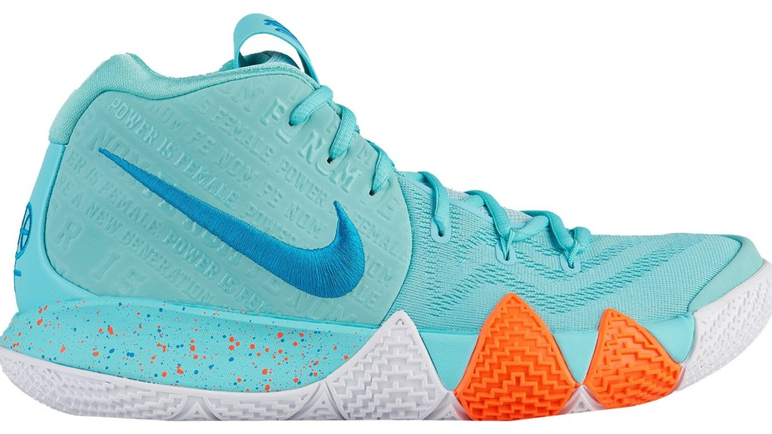fb60f1030cef The Nike Kyrie 4  Power is Female  is Available Now - WearTesters