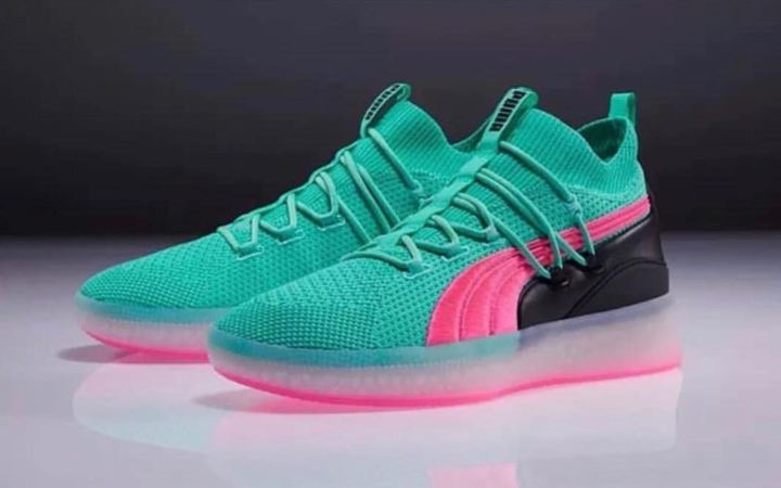 puma clyde court disrupt new colorway