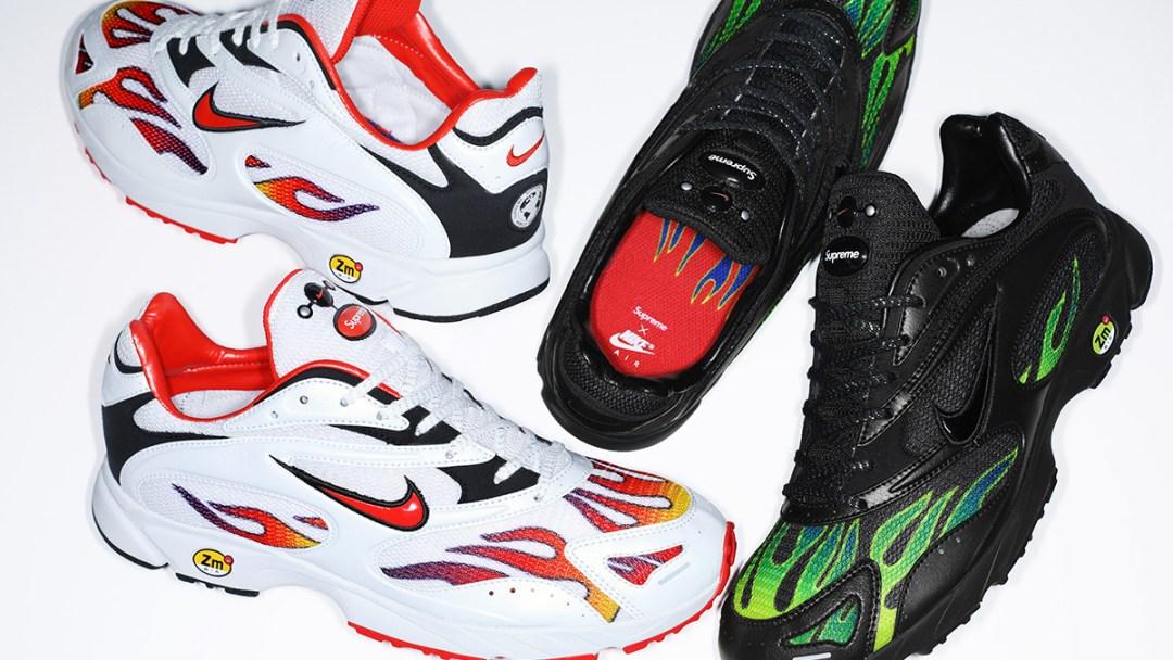 a24d78e307d The Supreme x Nike Air Streak Spectrum Plus Pack Drops This Week ...