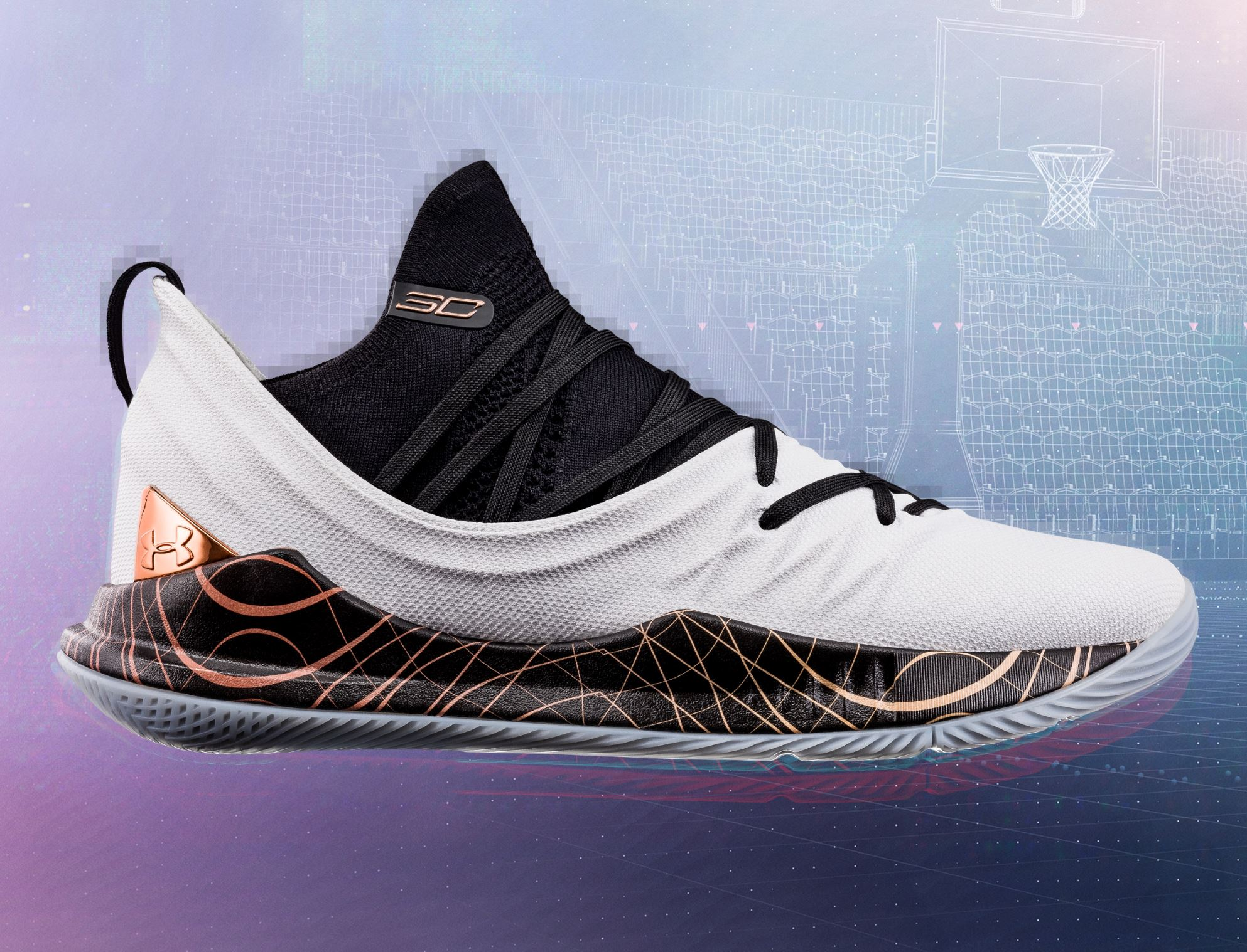 808fed6c1e0 under armour curry 5 copper · Kicks On Court   Under Armour ...