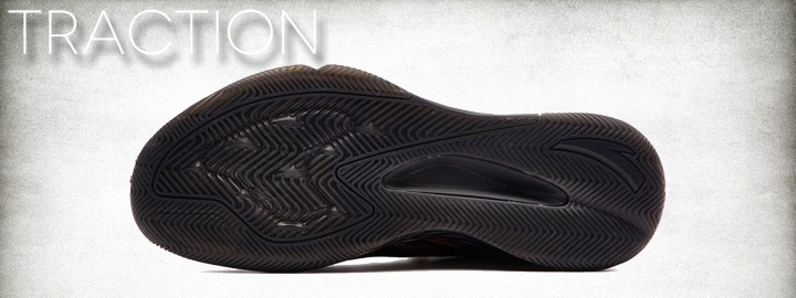 Anta Rondo RR5 Performance Review traction
