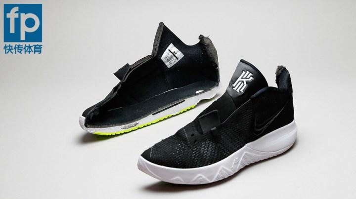 Kyrie Flytrap Deconstructed Left shoe