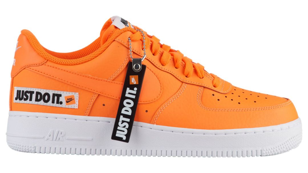 8810fc71c080 The Nike Air Force 1 Low  Just Do It  Has a Release Date - WearTesters